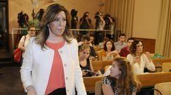 Susana Díaz no optará a la Secretaría General del