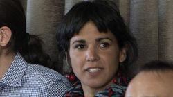 Teresa Rodríguez logra una lista unitaria para liderar Podemos