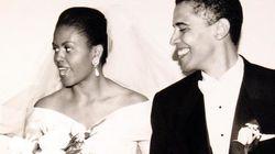 Obama ♥ Michelle... y le dedica el debate y un vídeo por su 20