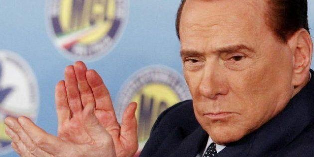 El Supremo confirma la condena de 4 años para Berlusconi por el 'caso