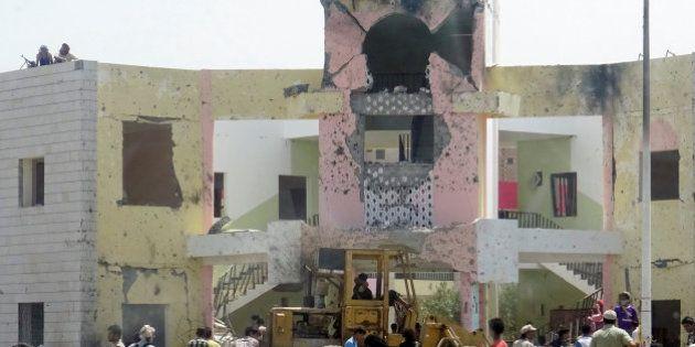Un ataque suicida perpetrado por el Estado Islámico mata al menos a 45 personas en