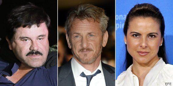 Una entrevista de Sean Penn fue determinante para dar con 'El Chapo'