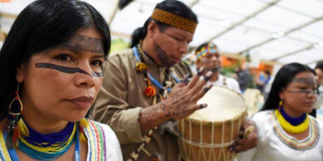 Níger, Nepal, las tribus peruanas... los olvidados de la Cumbre del