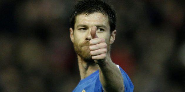 Xabi Alonso renueva con el Real Madrid hasta