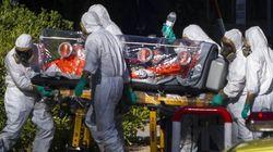 El religioso con ébola, en el hospital Carlos