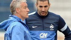 Benzema acusa al seleccionador francés de plegarse a la