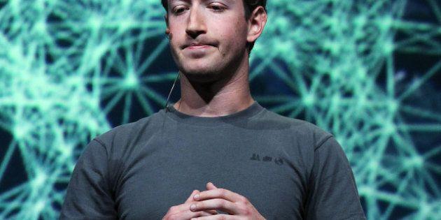 Mark Zuckerberg: ¿acciones de Facebook? No habrá más durante un