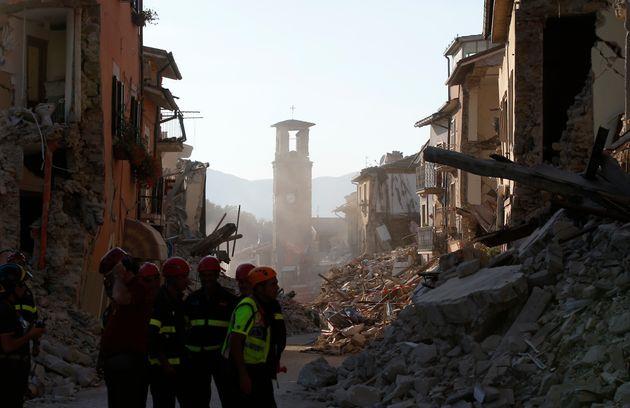 Un terremoto como el de Italia puede ocurrir en España en cualquier