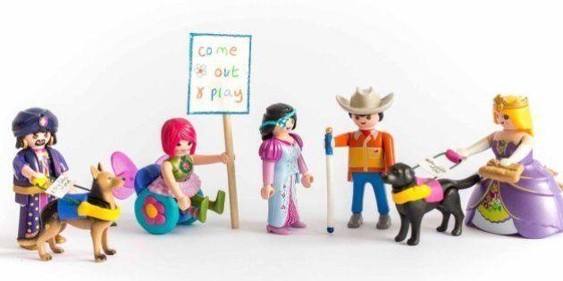 Toy Like Me: la campaña que ha conseguido que Playmobil fabrique figuras con