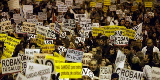 La Justicia decide sobre la privatización de la gestión de seis hospitales de