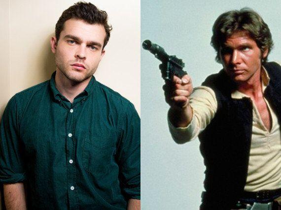 Alden Ehrenreich será Han Solo en la precuela de 'Star