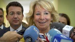 Esperanza Aguirre plantea becar solo a los primeros de la