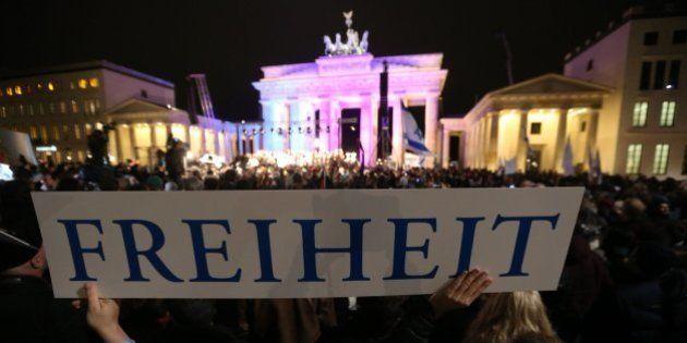 Alemania exhibe unidad política y religiosa para aplacar la