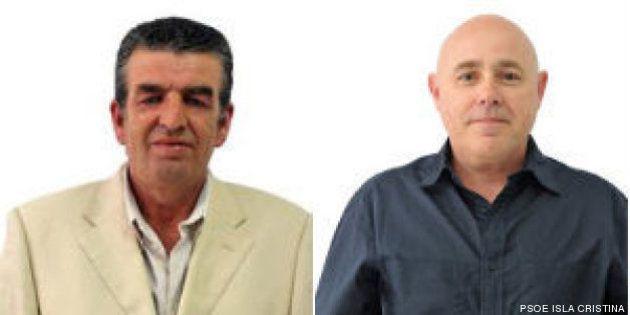Dos concejales del PSOE en Isla Cristina son militantes del