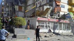 Se desploma un edificio de viviendas en