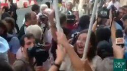 Seguidores de Berlusconi celebran la anulación de su condena por error