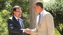 5 temas de los que han hablado el rey y Rajoy y dos de los que