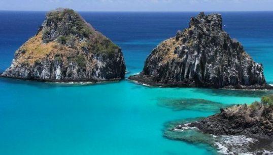 Ser un náufrago en estas islas no estaría tan mal