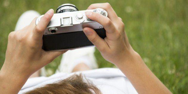 Cómo Facebook ayudó a devolver una cámara de fotos perdida a unos