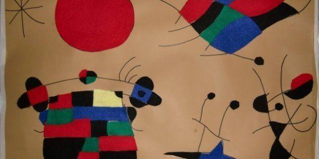 Portugal subastará 85 obras de Miró pertenecientes al banco intervenido