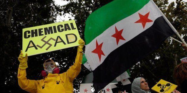 Siria acepta tras hablar con Rusia la propuesta de control y destrucción de armas