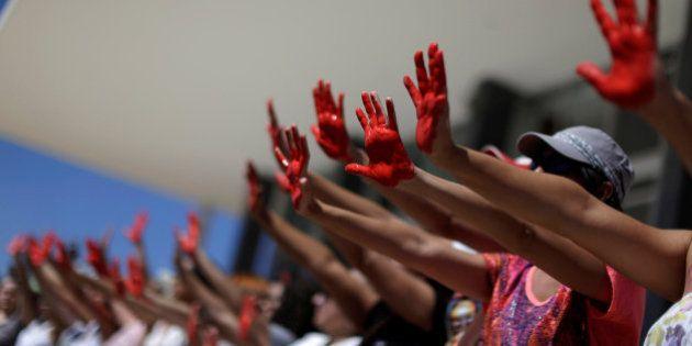 La violación colectiva en Brasil muestra la espeluznante aceptación de la violencia contra la