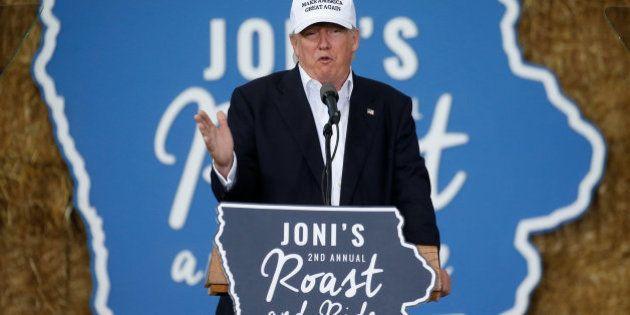 Trump dará finalmente el miércoles en Arizona su esperado discurso sobre