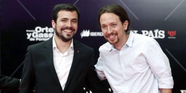 Garzón: el CIS demuestra la necesidad del pacto