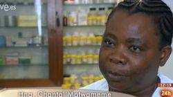 Muere de Ébola Chantal Pascaline, la monja compañera de Miguel