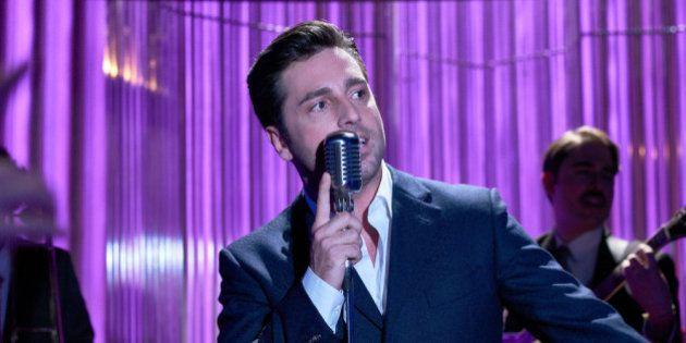 David Bustamante debuta como actor en 'Amar en tiempos