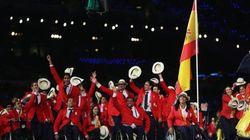 España, por debajo de lo esperado en los Juegos