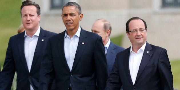 EEUU, Reino Unido y Francia llevarán a la ONU el desarme químico de
