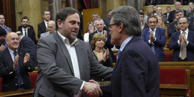 Junqueras será el único vicepresidente en el nuevo Govern de