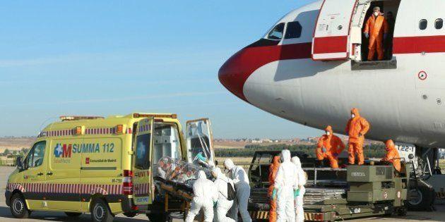 El religioso Miguel Pajares, afectado por ébola, sigue