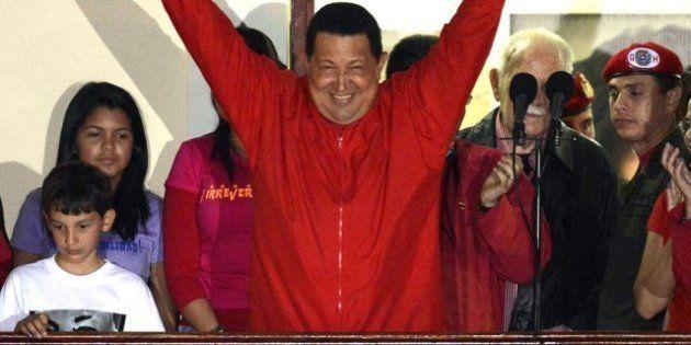 Hugo Chávez gana las elecciones en Venezuela por cuarta vez y gobernará hasta 2019