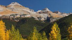 Más de 500 personas desalojadas del Pirineo de Huesca por