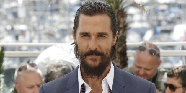 El curioso doble de Matthew McConaughey que triunfa en la