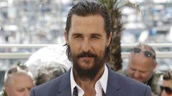 El curioso doble de Matthew McConaughey (de 200 años) que triunfa en la