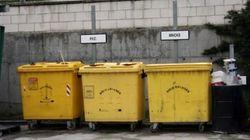Uno de cada diez españoles no ha reciclado