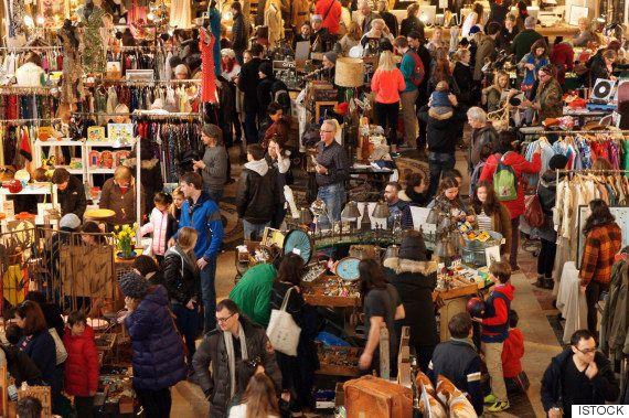 El mercado de segunda mano, un negocio en