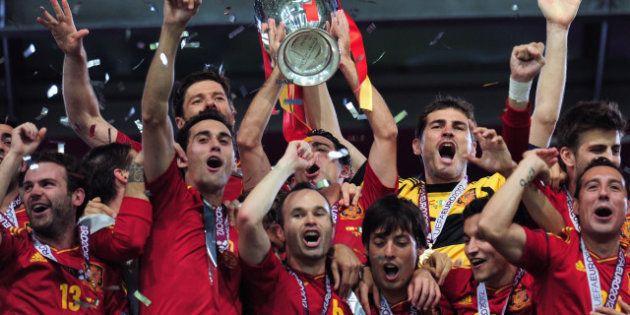 Los jugadores de la selección española tributarán en España las primas obtenidas en la
