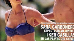 Sara Carbonero en bikini: ¡Vota!