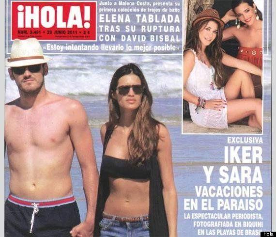 Sara Carbonero en bikini: repaso a sus tres últimos veranos