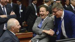 El Eurogrupo acuerda desembolsar 7.000 millones a