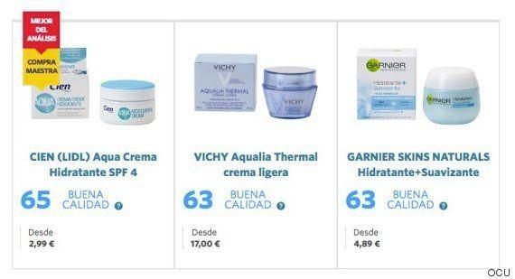La crema hidratante de Lidl es la mejor del mercado, según la