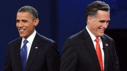 Romney y Obama, empatados en las