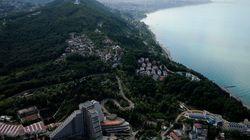 Así es Sochi, capital del veraneo en Rusia