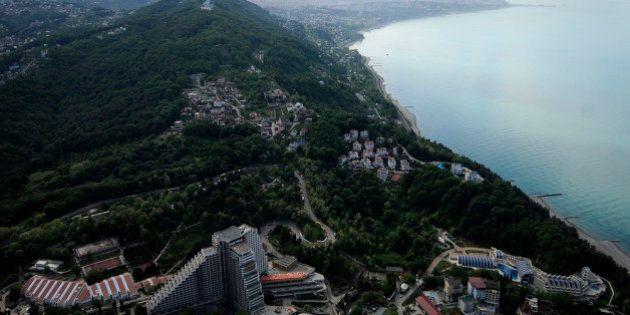 Sochi: sede de los Juegos Olímpicos de invierno y capital de veraneo en