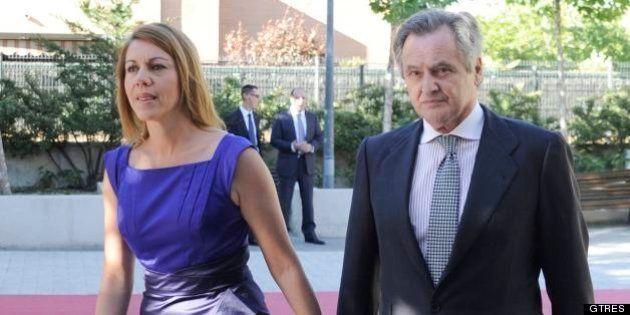 Ignacio López del Hierro, marido de Cospedal: investigado por la Fiscalía de Cantabria, según 'El