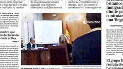 El juez Castro ordena investigar el origen de una foto de la infanta